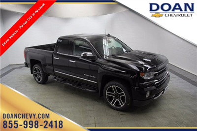 2018 Silverado 1500 Double Cab 4x4, Pickup #C86259 - photo 1
