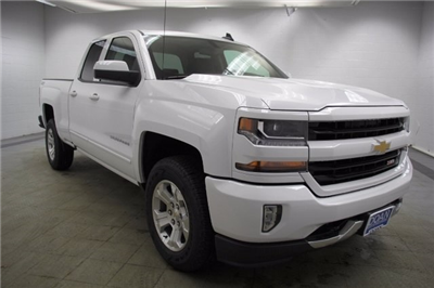 2017 Silverado 1500 Double Cab 4x4, Pickup #C86368 - photo 3