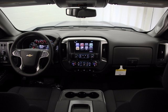 2017 Silverado 1500 Double Cab 4x4 Pickup #C86404 - photo 13