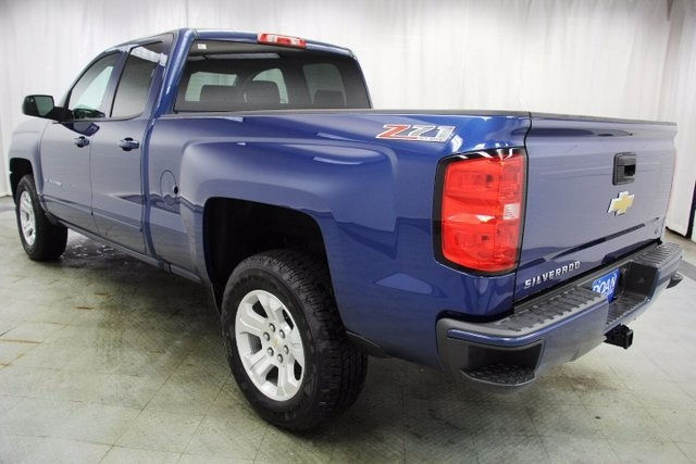 2017 Silverado 1500 Double Cab 4x4 Pickup #C86404 - photo 7