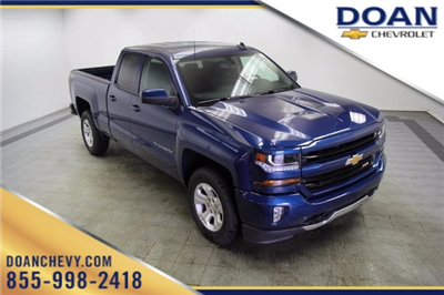 2017 Silverado 1500 Double Cab 4x4 Pickup #C86404 - photo 1