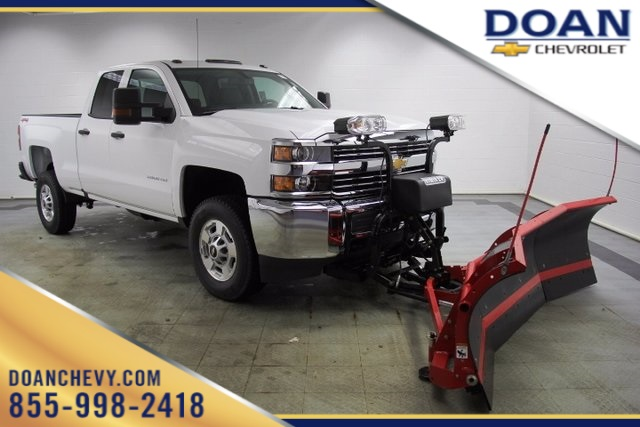 2018 Silverado 2500 Extended Cab 4x4 Pickup #C86443 - photo 1