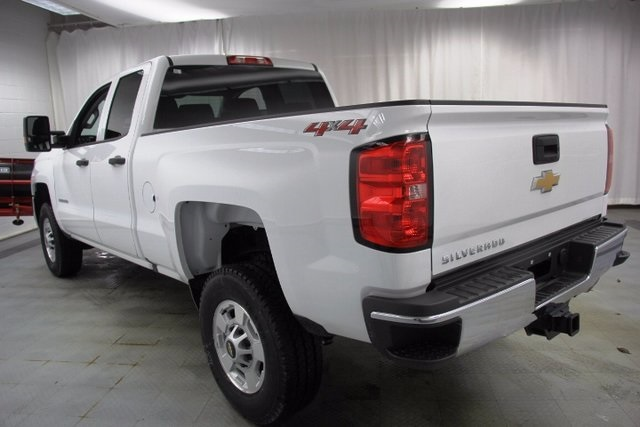 2018 Silverado 2500 Extended Cab 4x4 Pickup #C86443 - photo 8