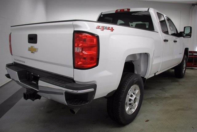 2018 Silverado 2500 Extended Cab 4x4 Pickup #C86443 - photo 2
