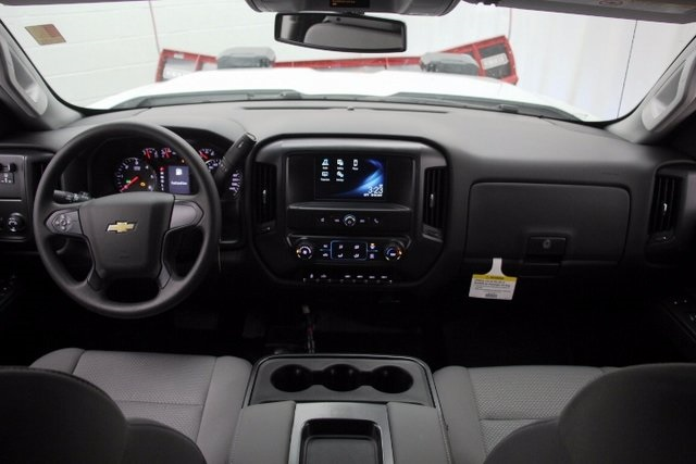 2018 Silverado 2500 Extended Cab 4x4 Pickup #C86443 - photo 13