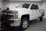 2018 Silverado 2500 Extended Cab 4x4 Pickup #C86443 - photo 6