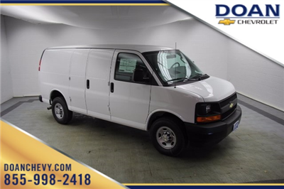 2017 Express 3500, Cargo Van #C86480 - photo 1