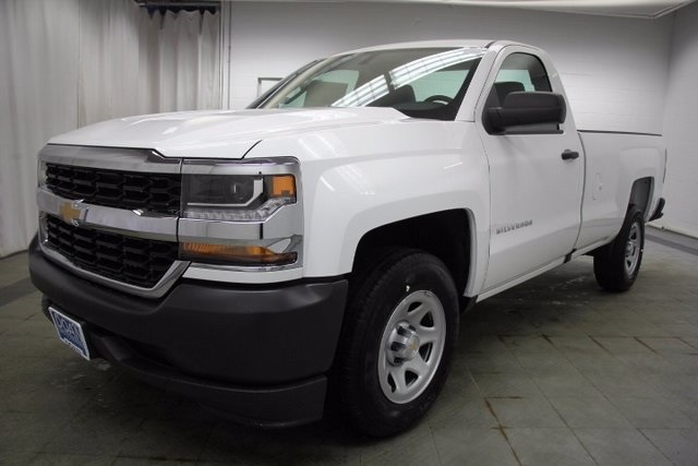 2018 Silverado 1500 Regular Cab,  Pickup #C86562 - photo 5