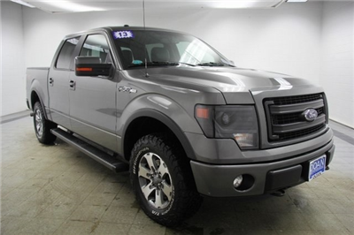 2013 F-150 Super Cab 4x4, Pickup #C86649A - photo 3