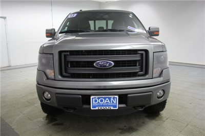 2013 F-150 Super Cab 4x4, Pickup #C86649A - photo 4