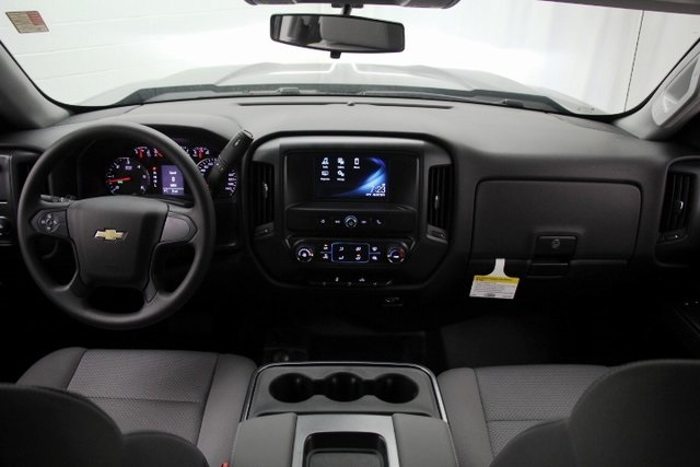 2018 Silverado 1500 Double Cab 4x4,  Pickup #C86717 - photo 13