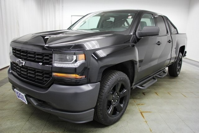 2018 Silverado 1500 Double Cab 4x4,  Pickup #C86717 - photo 5