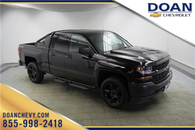 2018 Silverado 1500 Double Cab 4x4,  Pickup #C86717 - photo 1