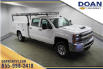 2018 Silverado 3500 Crew Cab 4x4,  Reading Service Body #C86783 - photo 1