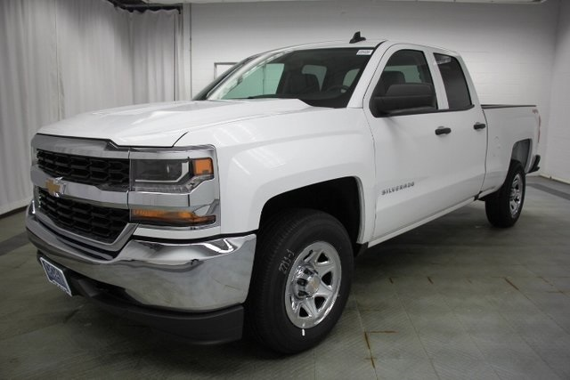 2018 Silverado 1500 Double Cab 4x4, Pickup #C86820 - photo 5