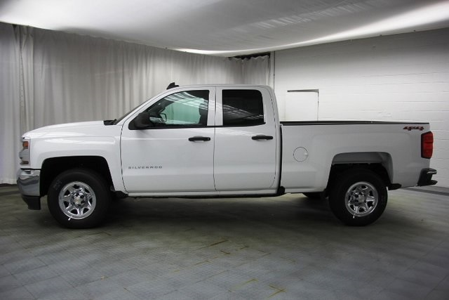 2018 Silverado 1500 Double Cab 4x4, Pickup #C86820 - photo 6