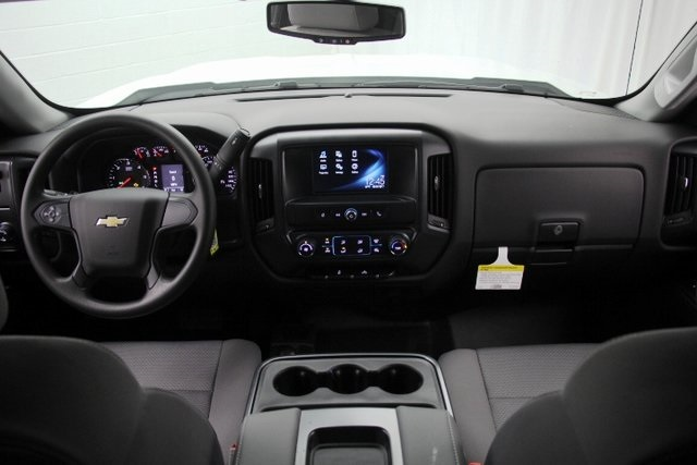 2018 Silverado 1500 Double Cab 4x4, Pickup #C86823 - photo 12