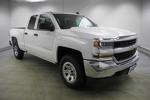 2018 Silverado 1500 Double Cab 4x4, Pickup #C86823 - photo 3