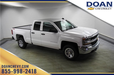 2018 Silverado 1500 Double Cab 4x4, Pickup #C86824 - photo 1