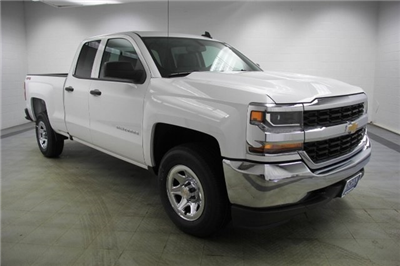 2018 Silverado 1500 Double Cab 4x4, Pickup #C86824 - photo 3