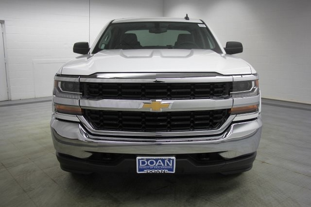 2018 Silverado 1500 Double Cab 4x4, Pickup #C86831 - photo 4