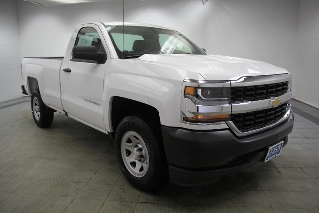 2018 Silverado 1500 Regular Cab, Pickup #C86852 - photo 3