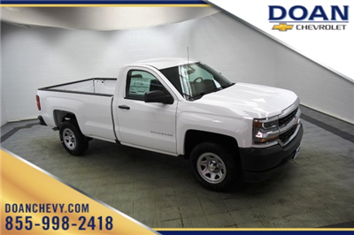 2018 Silverado 1500 Regular Cab, Pickup #C86852 - photo 1