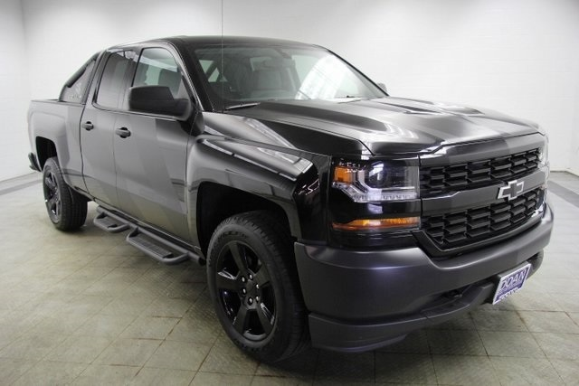 2018 Silverado 1500 Double Cab 4x4,  Pickup #C86882 - photo 3