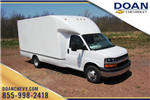 2018 Express 3500 4x2,  Unicell Aerocell Cutaway Van #C86926 - photo 1