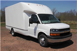 2018 Express 3500 4x2,  Unicell Aerocell Cutaway Van #C86926 - photo 3