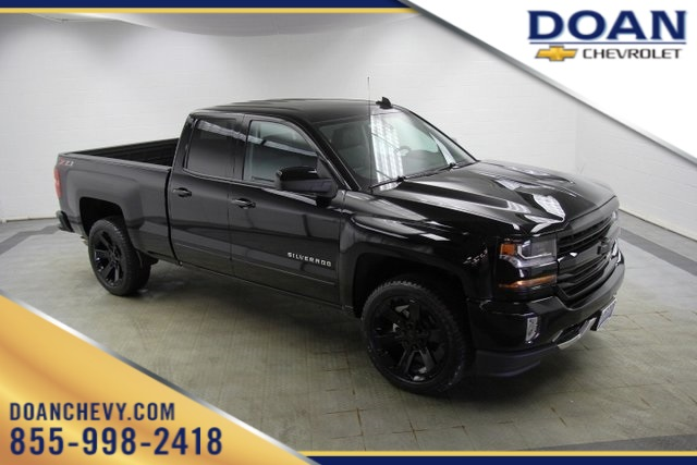 2018 Silverado 1500 Double Cab 4x4,  Pickup #C87001 - photo 1