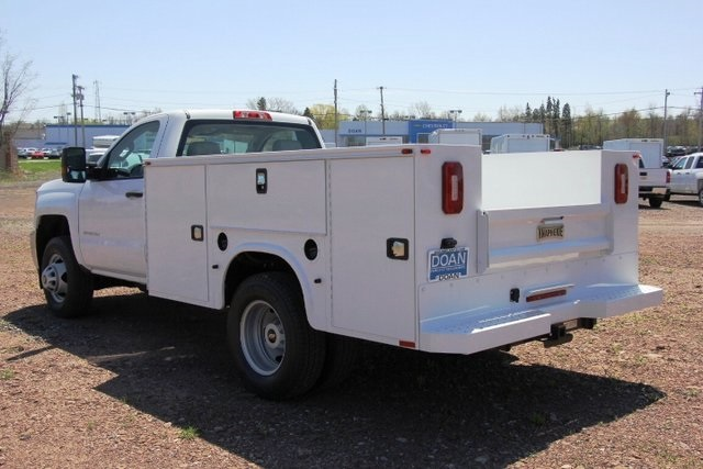 2018 Silverado 3500 Regular Cab DRW 4x4,  Knapheide Service Body #C87006 - photo 7