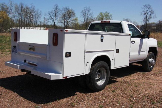 2018 Silverado 3500 Regular Cab DRW 4x4,  Knapheide Service Body #C87006 - photo 2
