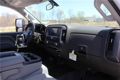 2018 Silverado 3500 Regular Cab DRW 4x4,  Knapheide Standard Service Body #C87006 - photo 11