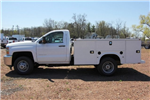 2018 Silverado 3500 Regular Cab DRW 4x4,  Knapheide Standard Service Body #C87006 - photo 6