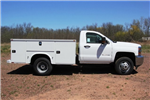 2018 Silverado 3500 Regular Cab DRW 4x4,  Knapheide Standard Service Body #C87006 - photo 9