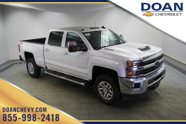 2018 Silverado 2500 Crew Cab 4x4,  Pickup #C87040 - photo 1