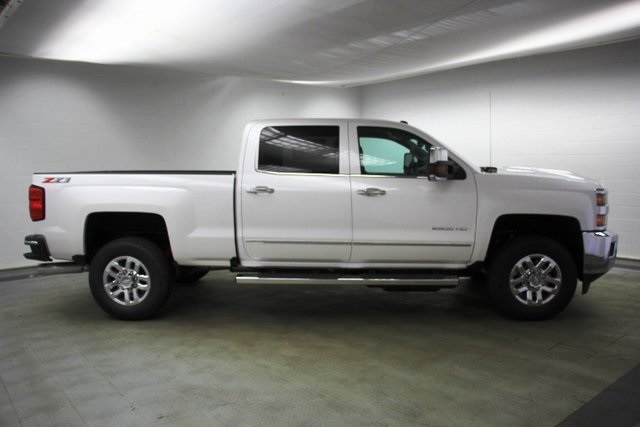 2018 Silverado 2500 Crew Cab 4x4,  Pickup #C87040 - photo 10