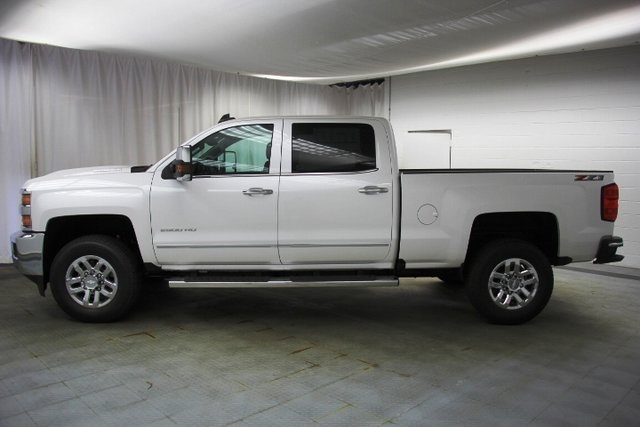 2018 Silverado 2500 Crew Cab 4x4,  Pickup #C87040 - photo 6