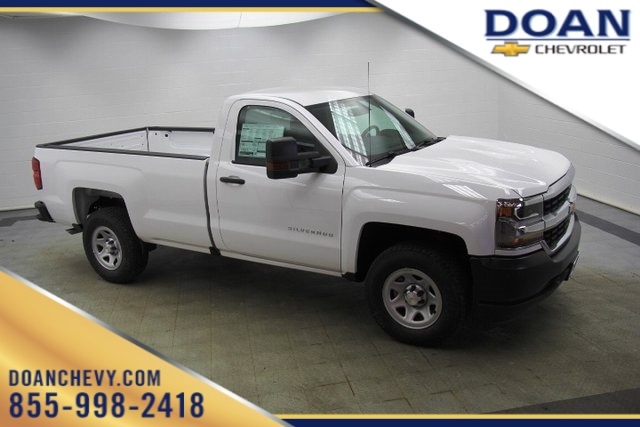 2018 Silverado 1500 Regular Cab 4x2,  Pickup #C87042 - photo 1
