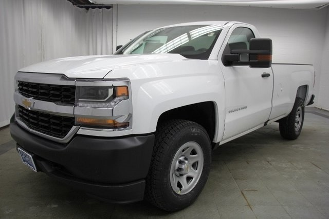 2018 Silverado 1500 Regular Cab 4x2,  Pickup #C87042 - photo 5