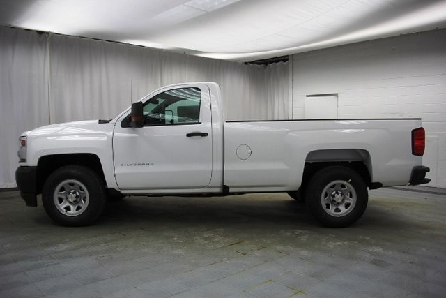 2018 Silverado 1500 Regular Cab 4x2,  Pickup #C87042 - photo 6
