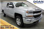 2018 Silverado 1500 Double Cab 4x4,  Pickup #C87050 - photo 1