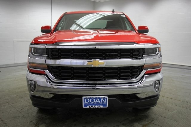 2018 Silverado 1500 Double Cab 4x4,  Pickup #C87111 - photo 4
