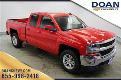 2018 Silverado 1500 Double Cab 4x4,  Pickup #C87111 - photo 1