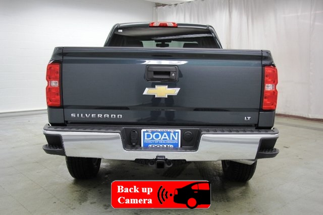 2018 Silverado 1500 Double Cab 4x4,  Pickup #C87132 - photo 8