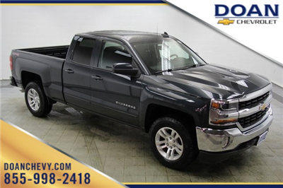 2018 Silverado 1500 Double Cab 4x4,  Pickup #C87132 - photo 1