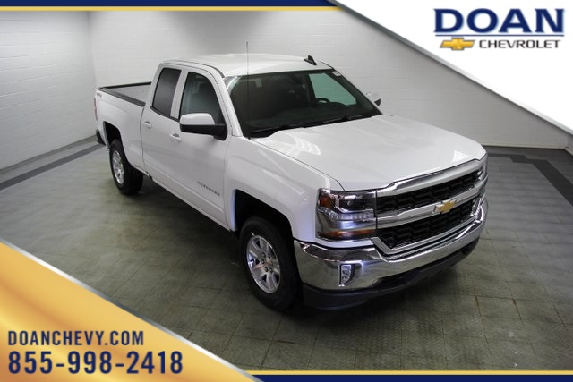 2018 Silverado 1500 Double Cab 4x4,  Pickup #C87141 - photo 1