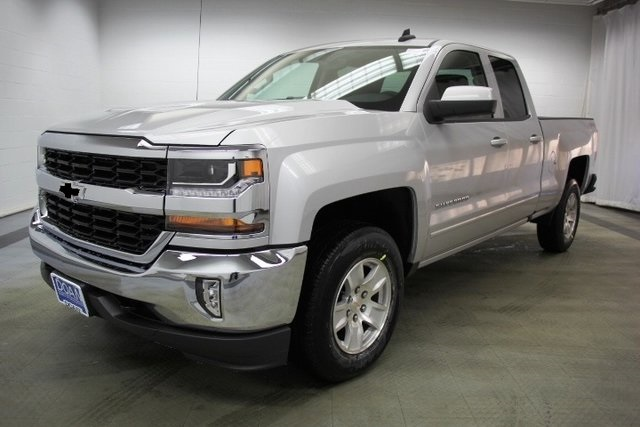 2018 Silverado 1500 Double Cab 4x4,  Pickup #C87179 - photo 4