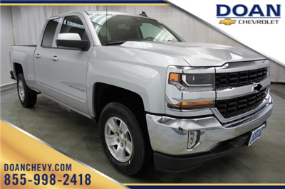 2018 Silverado 1500 Double Cab 4x4,  Pickup #C87179 - photo 1